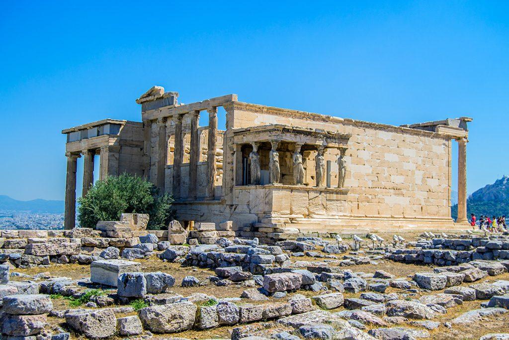 Imprescindibles de Atenas - Templo Erectión