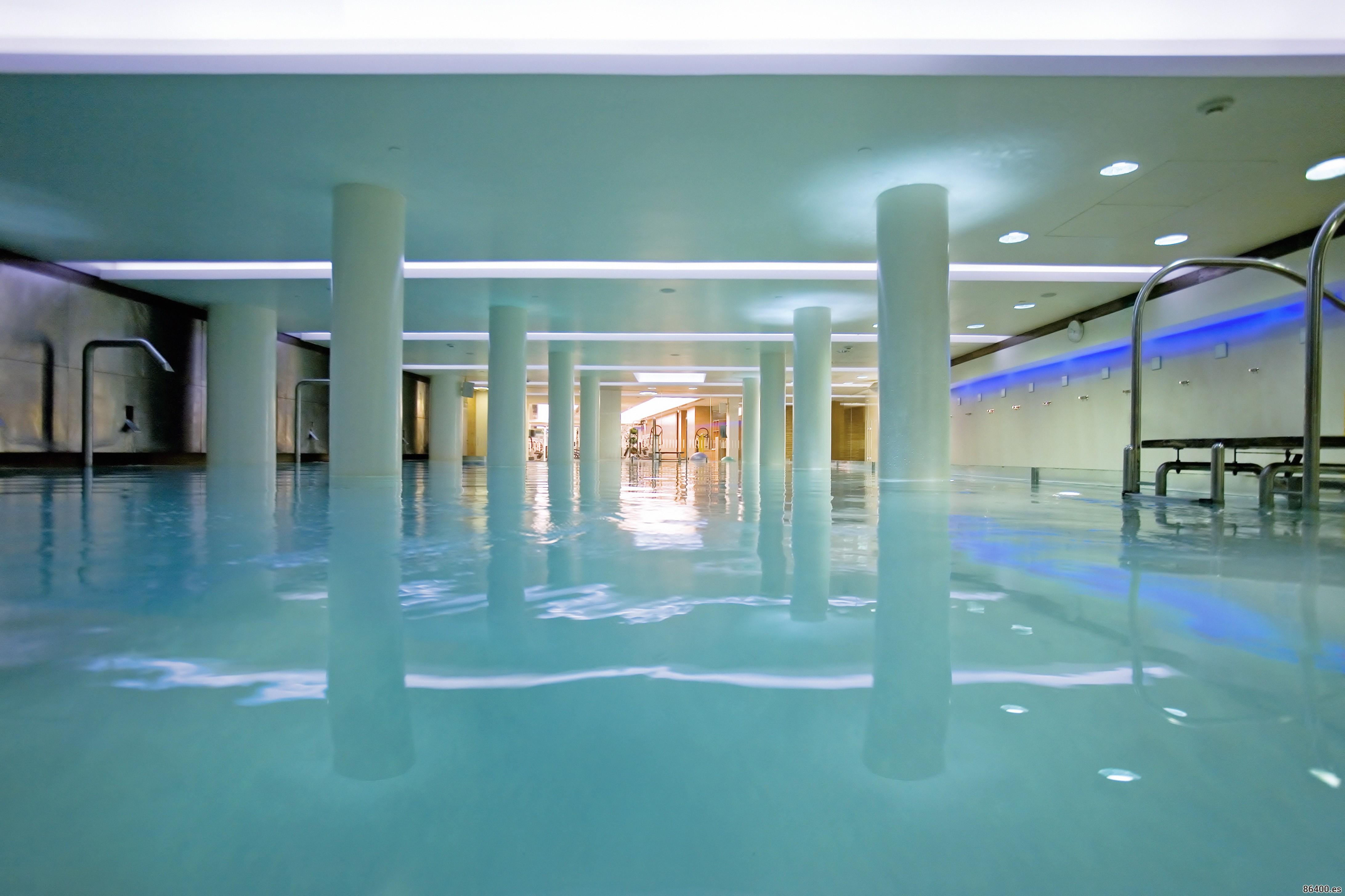 SPA del hotel Hilton de Atenas