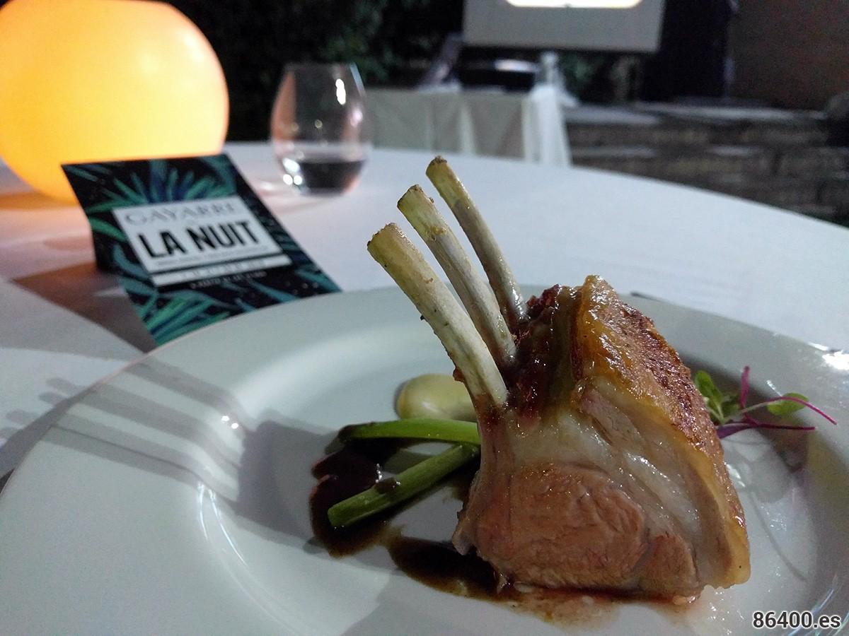 Cenar bajo las estrellas con Gayarre: La Nuit