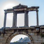 Arco de Adriano - Athens Photo Tour