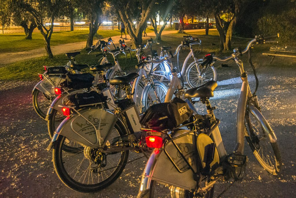 Bicis tours We-Bikes Atenas - formas alternativas de ver Atenas