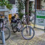 Biclicletas We-Bikes Atenas