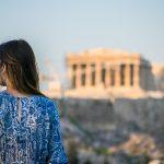 NNerea y Partenón - Athens Photo Tour