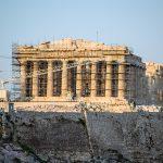 Obras en el Partenón de Atenas - Athens Photo Tour