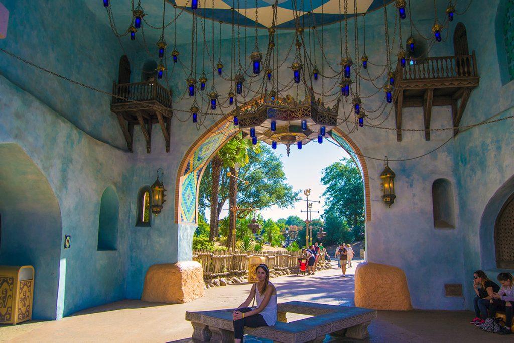Arabia - Consejos Disneyland París