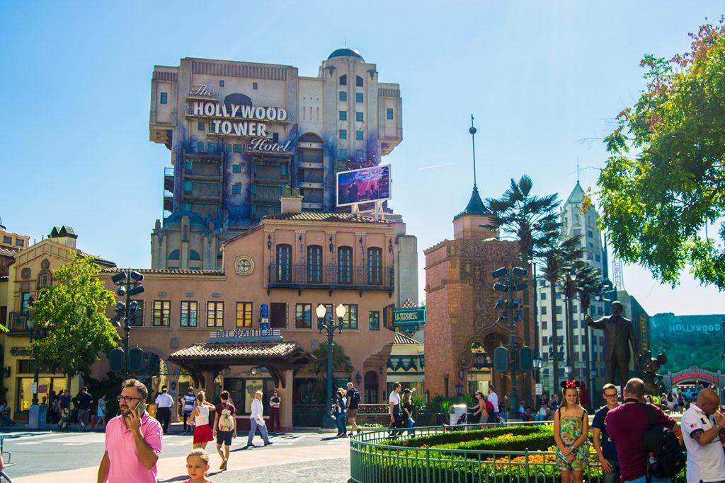 """Atracción """"Torre del Terror"""" - Consejo Disneyland París"""