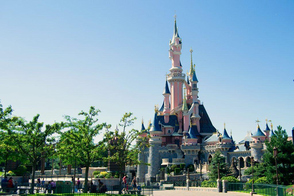 Castillo de la Bella Durmiente- Consejos Disneyland París