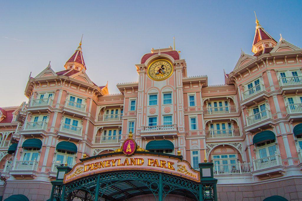 Entrada al Parque Disneyland - Consejo Disneyland París