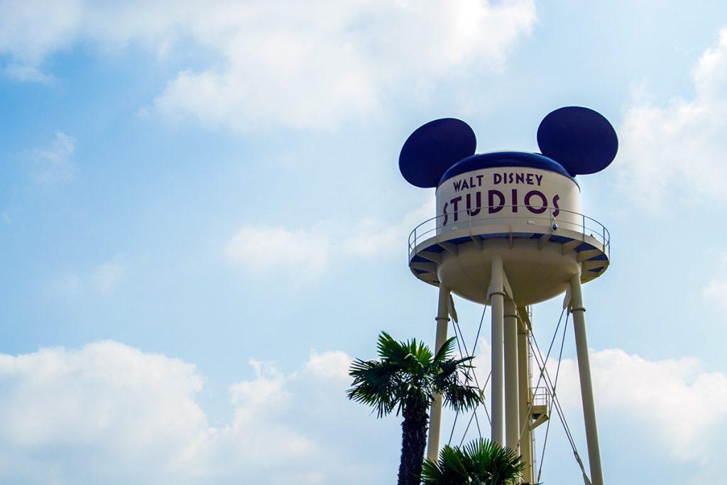 Entrada al Parque Walt Disney Studios - Consejo Disneyland París