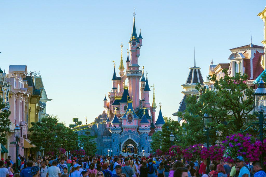 Main Street en Disneyland París - Consejos Disneyland París