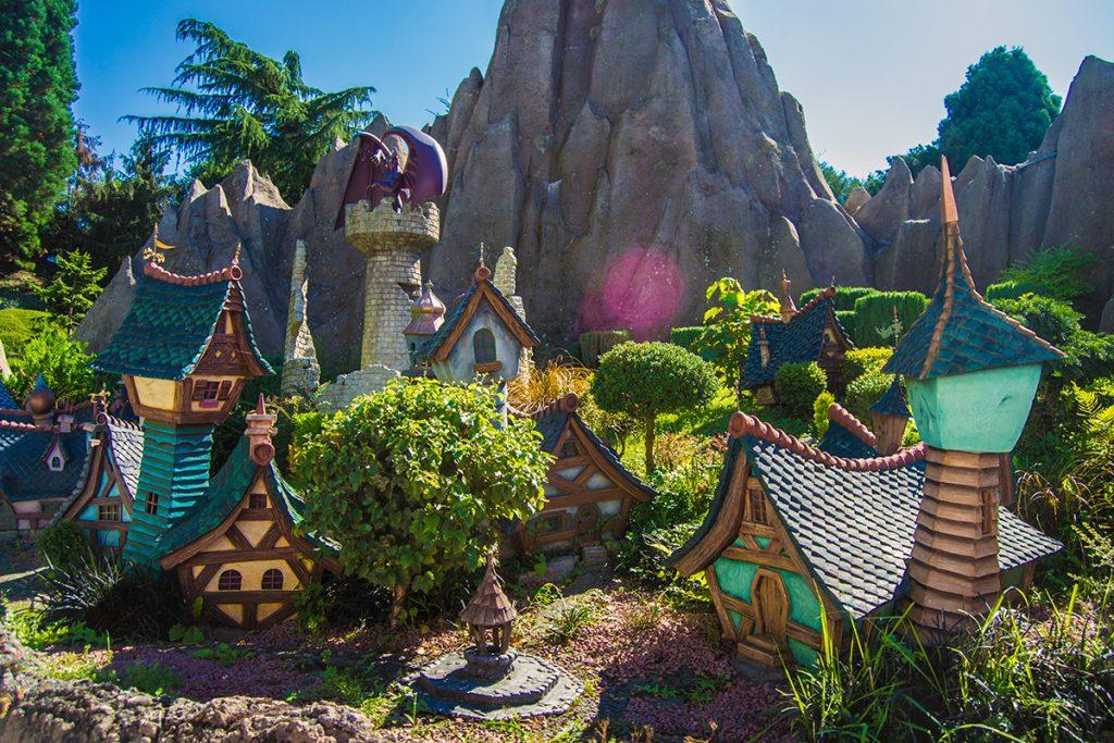 Miniatura ciudad - Consejos Disneyland París