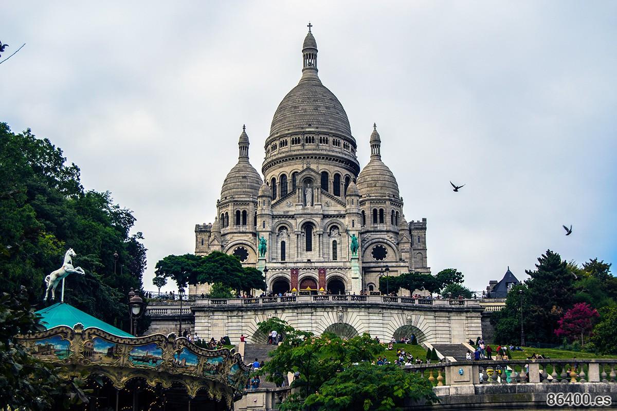 preciosa-basilica-del-sacre-cour-en-montmartre-que-ver-en-montmartre