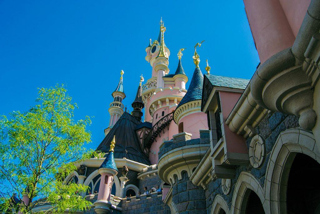 Precioso castillo de la Bella Durmiente- Consejos Disneyland París