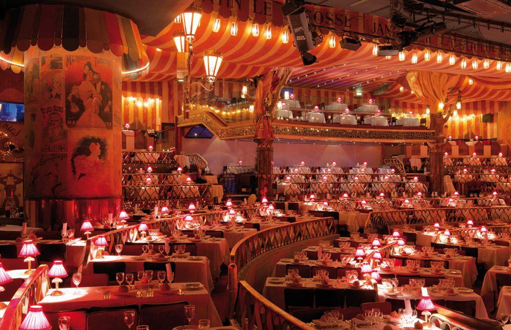 Espectáculo Moulin Rouge - Qué ver en Montmartre