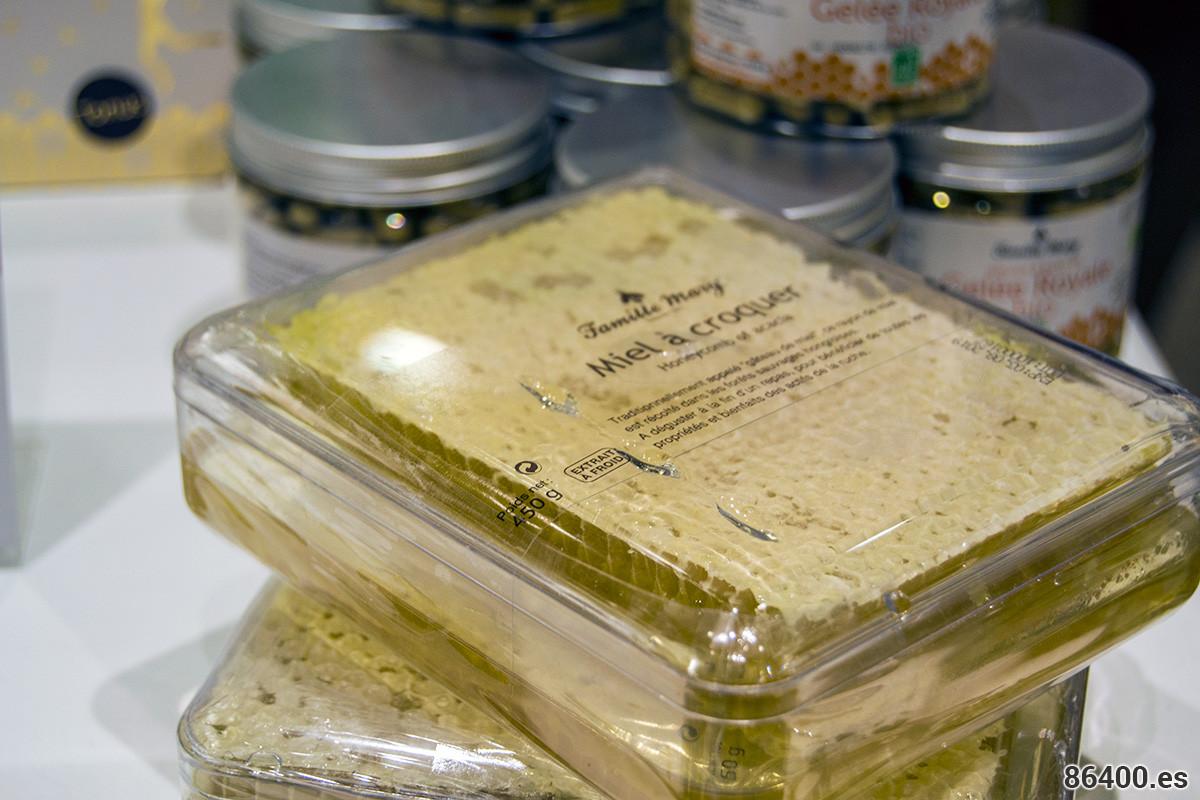 Miel natural - Comer en París