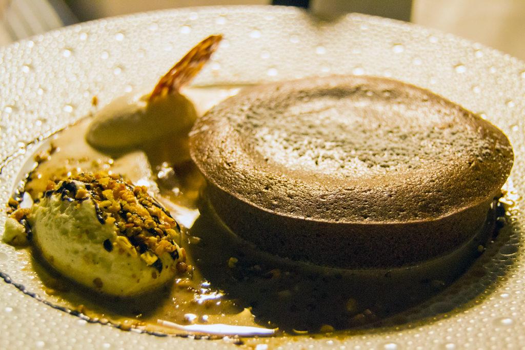 "Pastel de chocolate ""Araguani"" - Clásico ""Maison Blanche"" la receta secreta de Paul D."