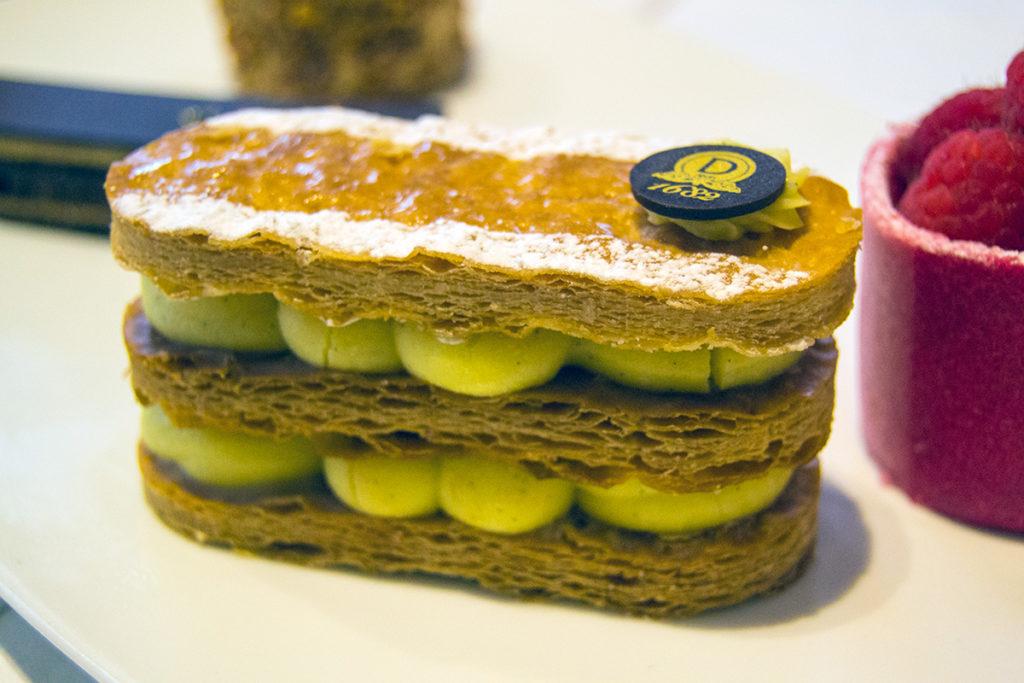 Pastelería Dalloyau - Comer en París