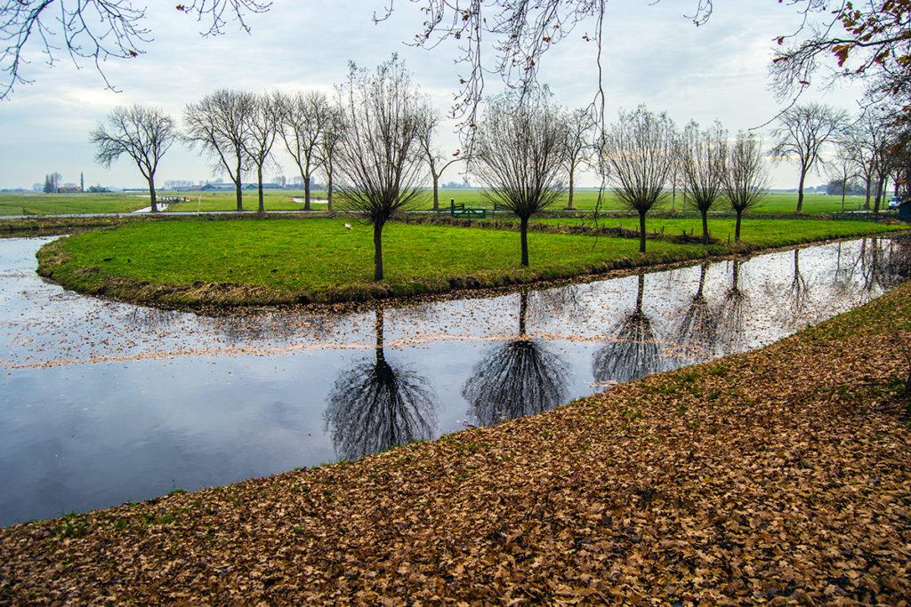 Dique del pueblo de Edam – Edam y Volendam