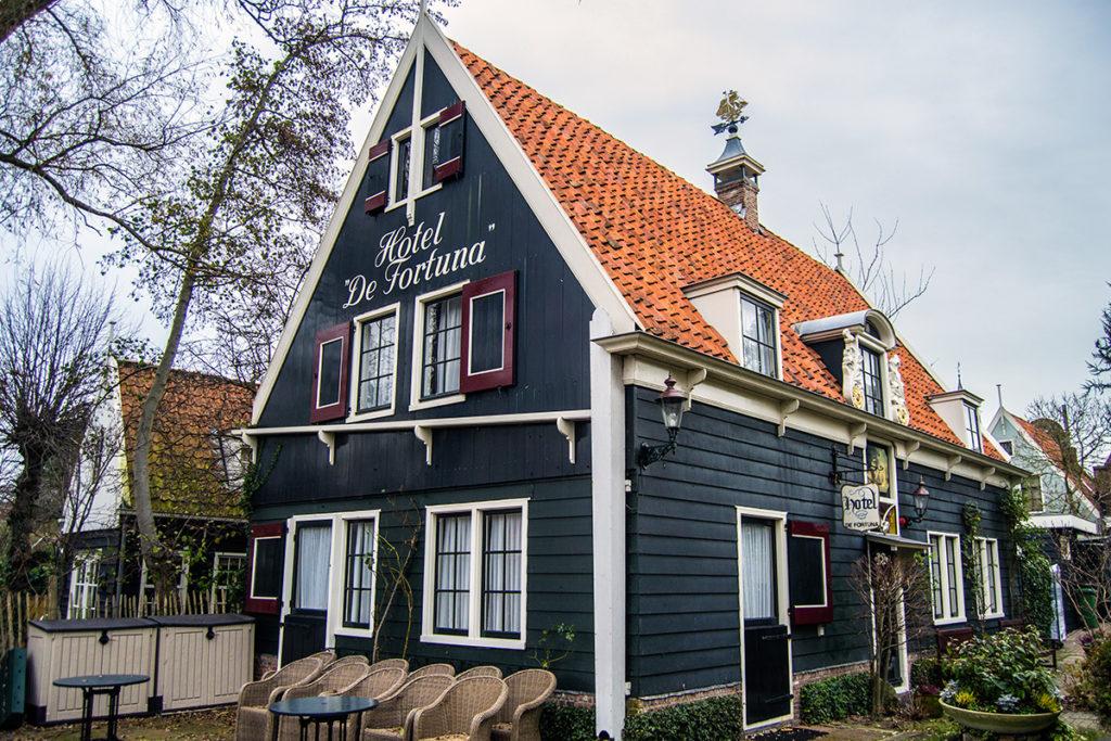 Hotel Fortuna de Edam – Edam y Volendam
