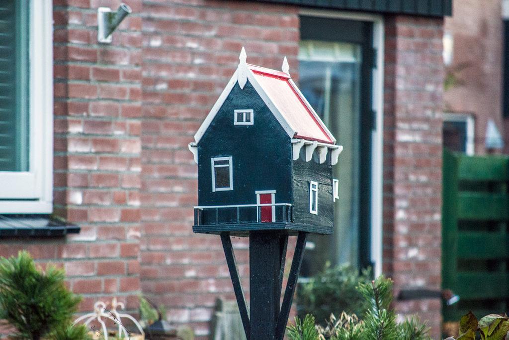 Miniaturas de las casas en Marken - Monnickendam y Marken