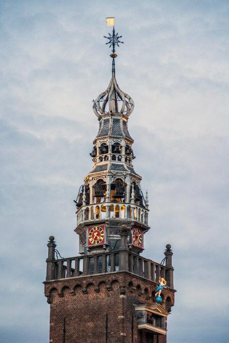 Torre de Monnickendam- Monnickendam y Marken