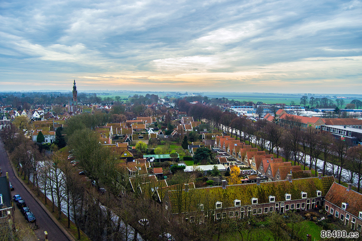 Lugares para perderse cerca de Amsterdam: Edam y Volendam