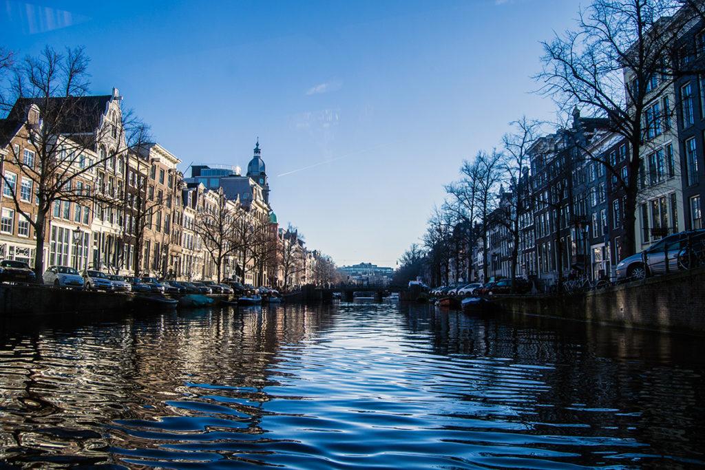 msterdam desde los canales – Disfrutar Amsterdam