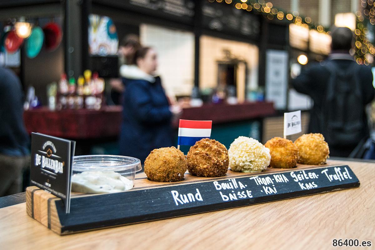 Croquetas holandesas - Disfrutar Amsterdam