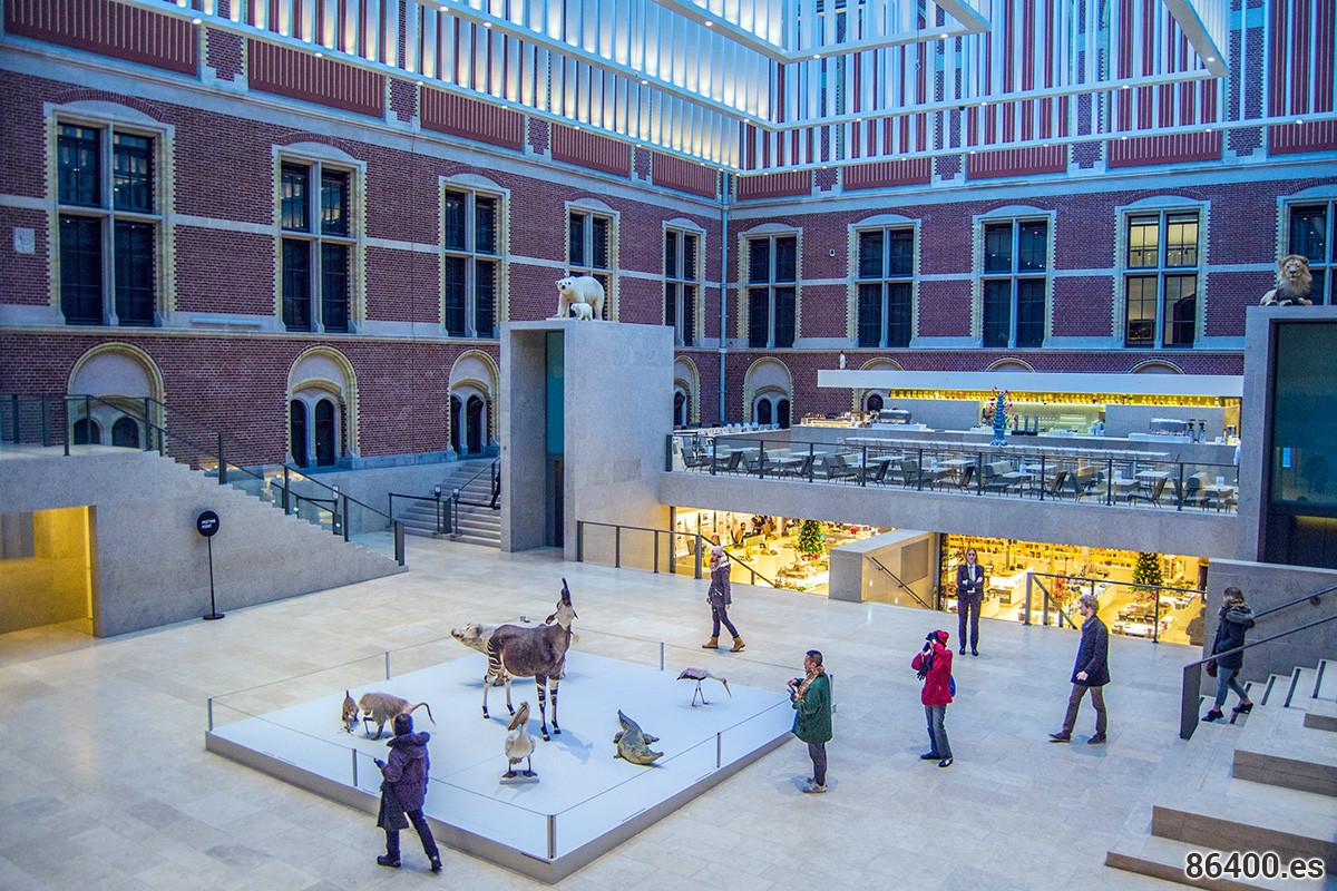 Rijksmuseum o Museo Nacional de Amsterdam – Recomendaciones Amsterdam