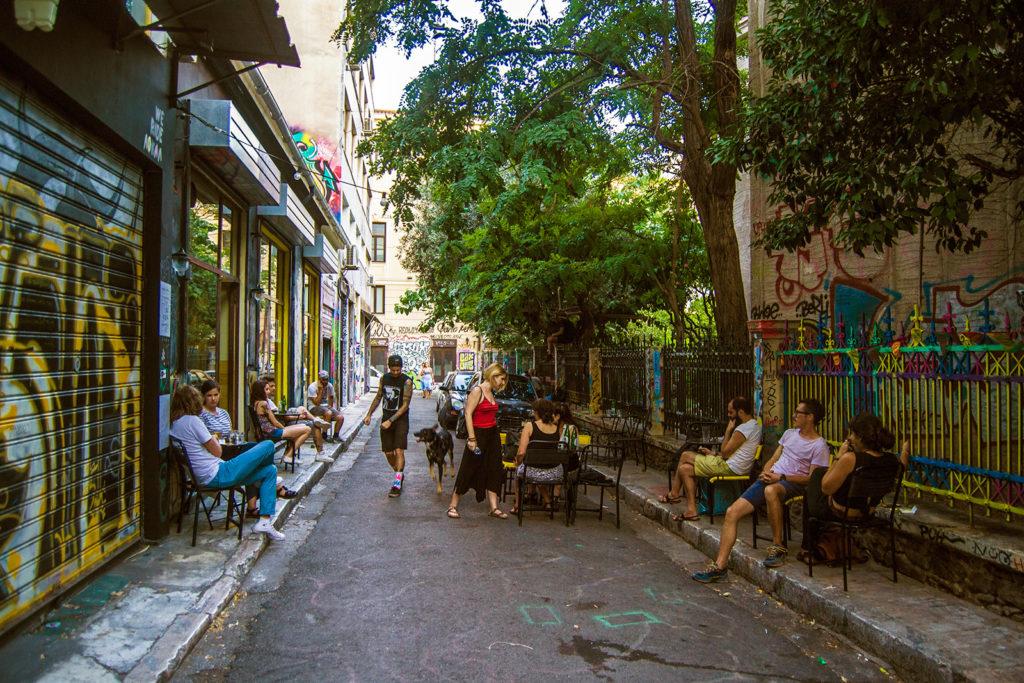 Atenas al natural - Explorando Atenas