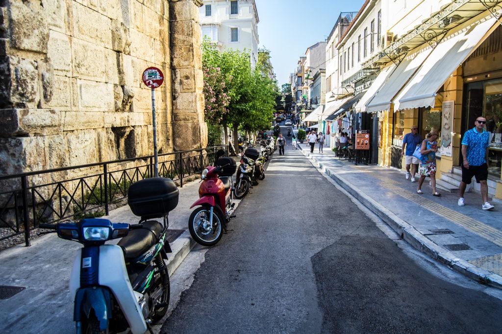 Atenas auténtica - Explorando Atenas