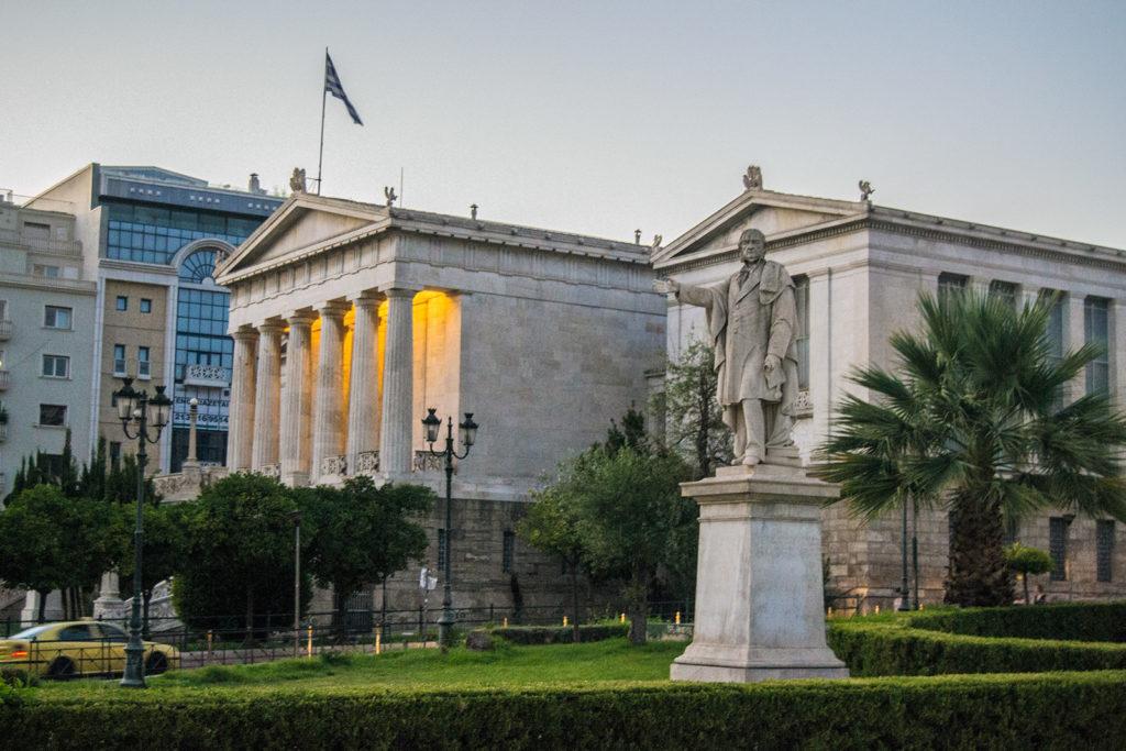 Athenian trilogy - Explorando Atenas