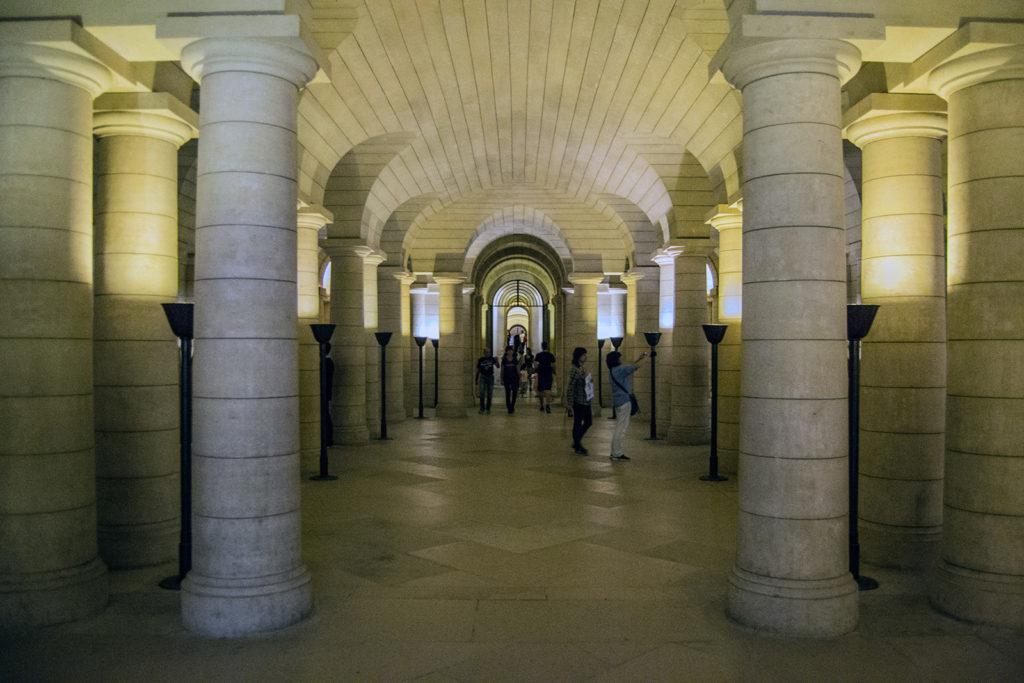Cripta del Panteón de París – París Pass de dos días