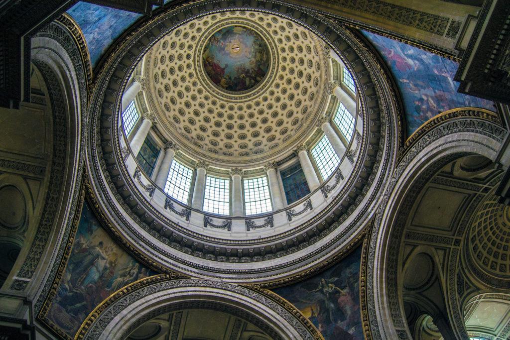 Cúpula y frescos del Panteón de París – París Pass de dos días