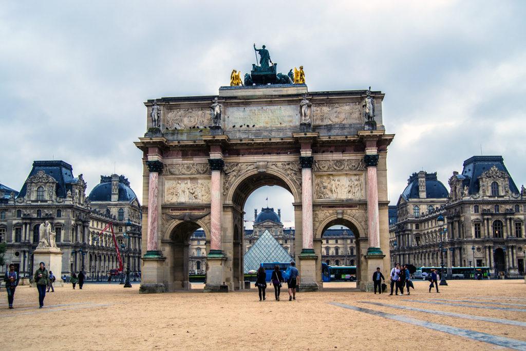 Entrada al Museo del Louvre – París Pass de dos días