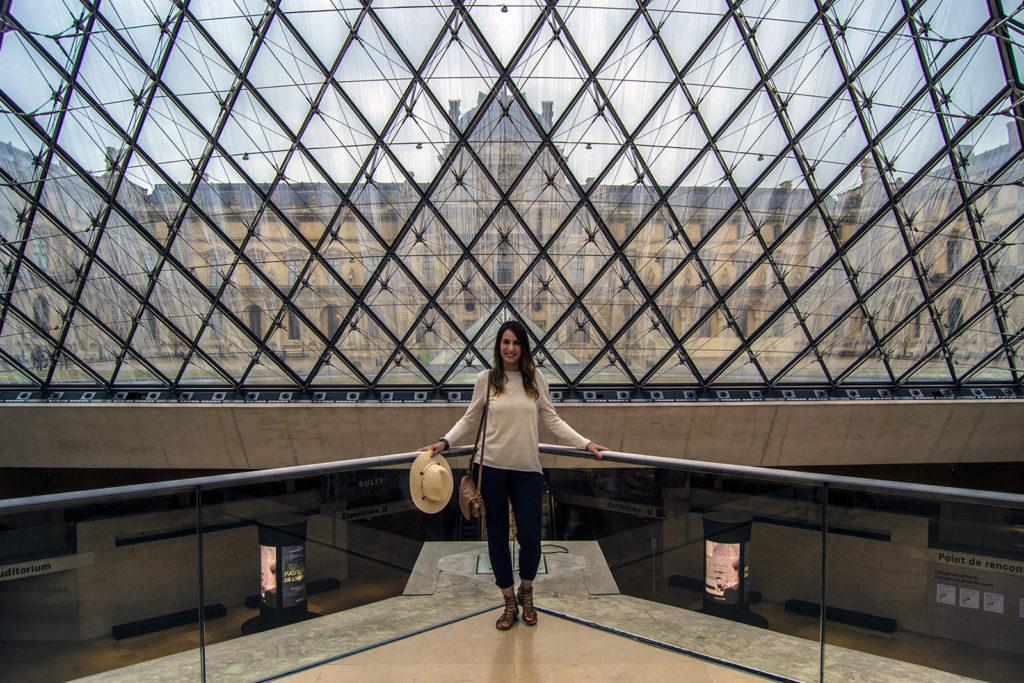 Nerea en el Museo del Louvre – París Pass de dos días