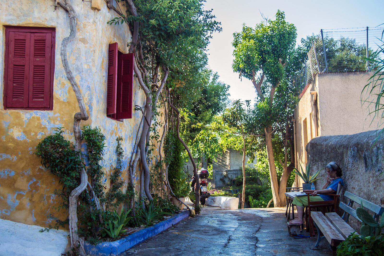 Explorando Atenas desde su historia antigua a la actualidad