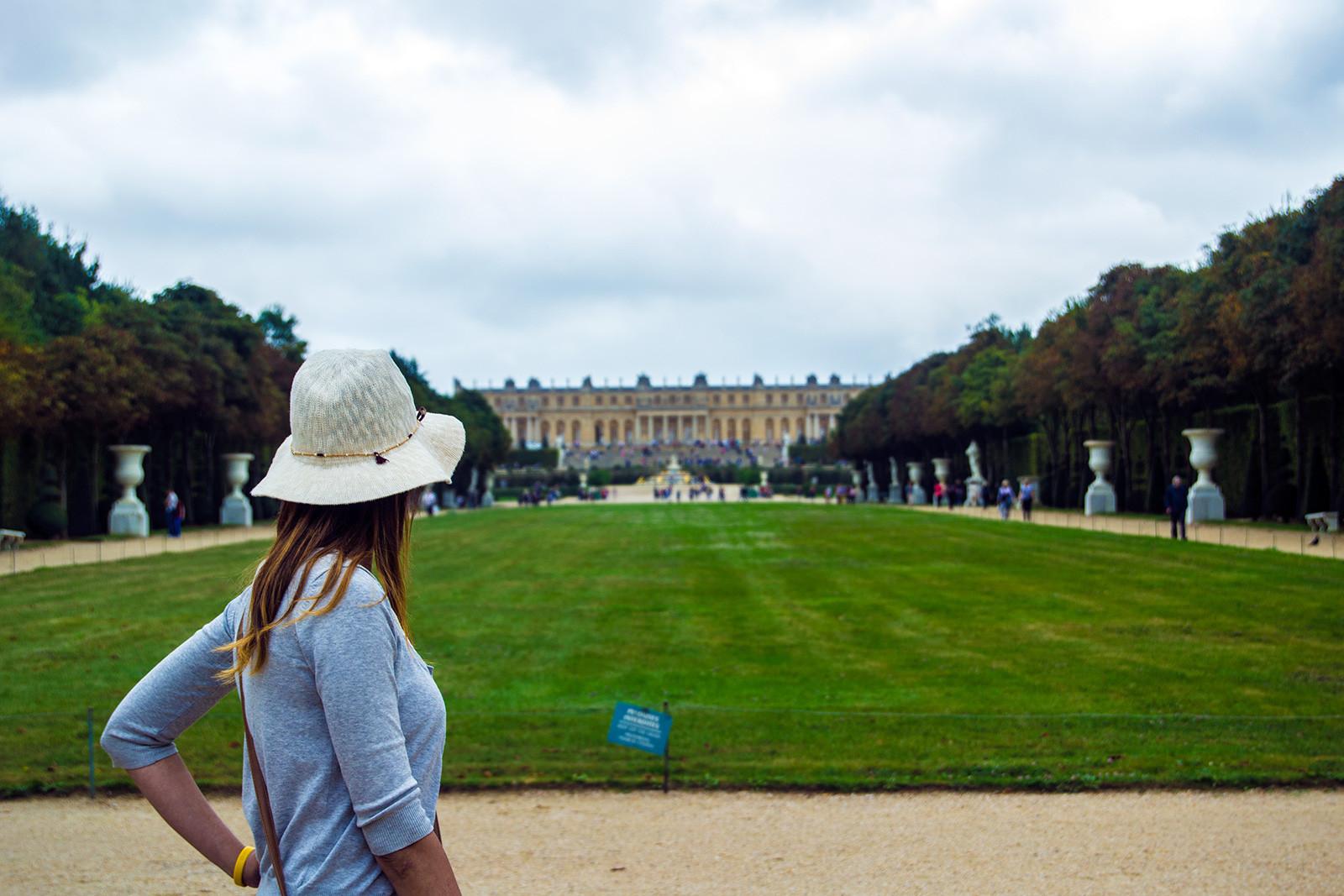 Excursión de un día a Versalles desde París