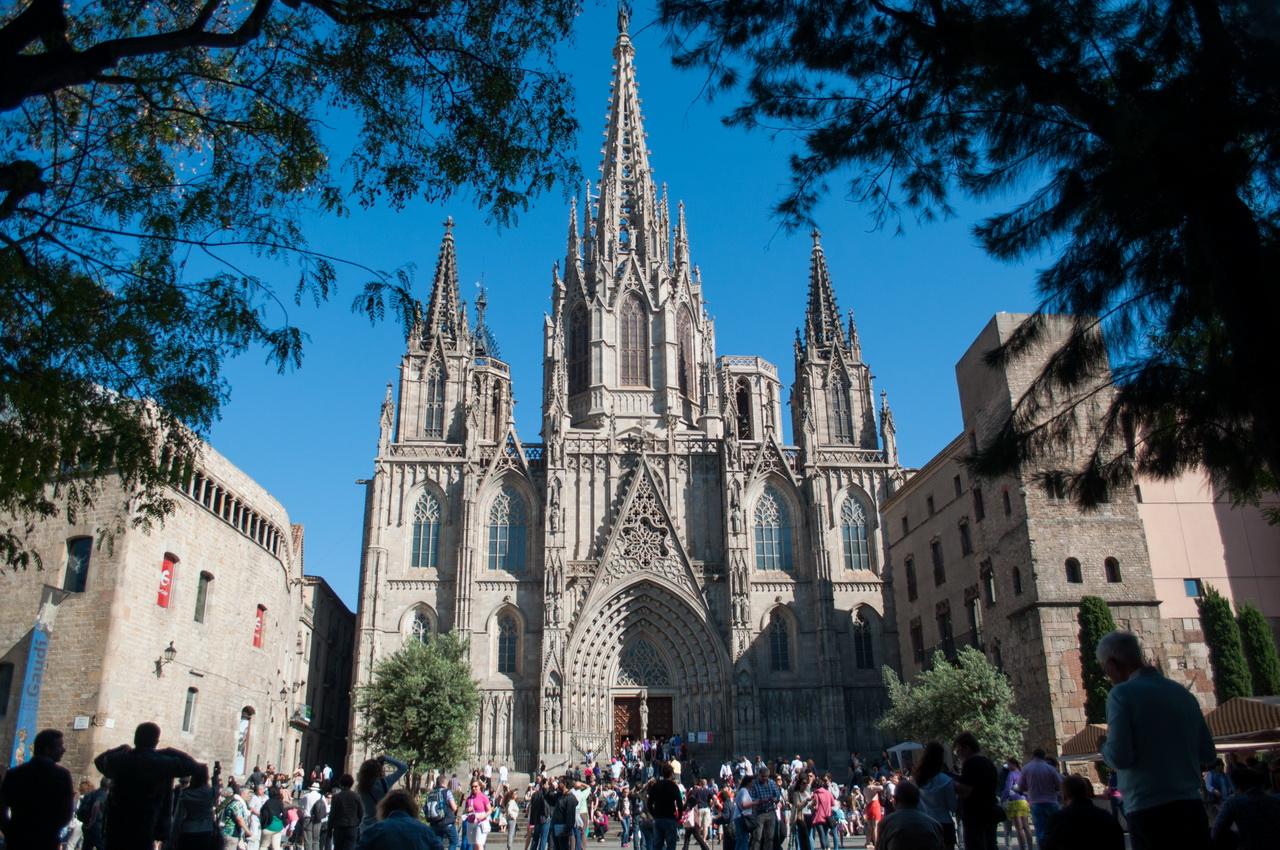Catedral Barcelona by @Óscar Palop