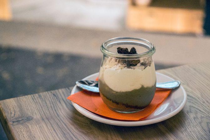 Banoffee restaurante Es Rebost - Restaurantes Mallorca