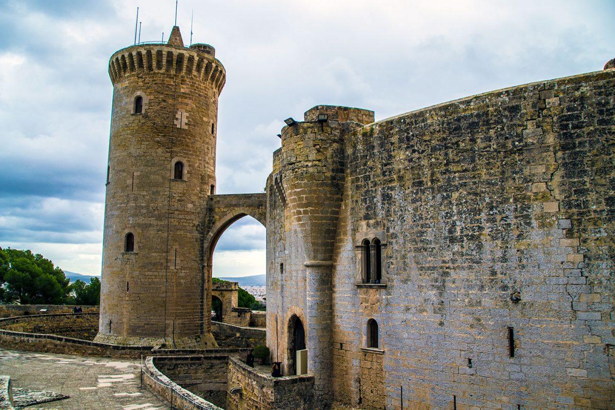 Castillo de Bellver 2 - qué ver en Mallorca