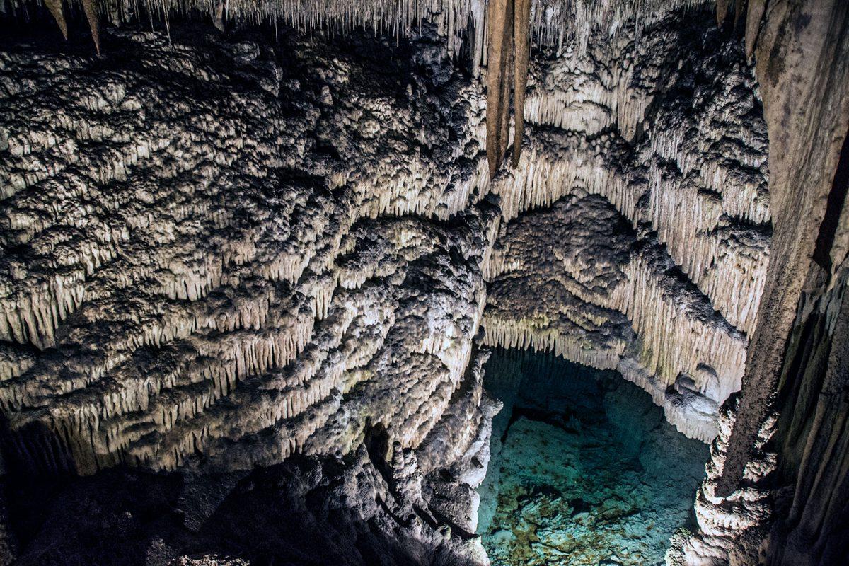 Cuevas del Drach con lago (5) - qué ver en Mallorca