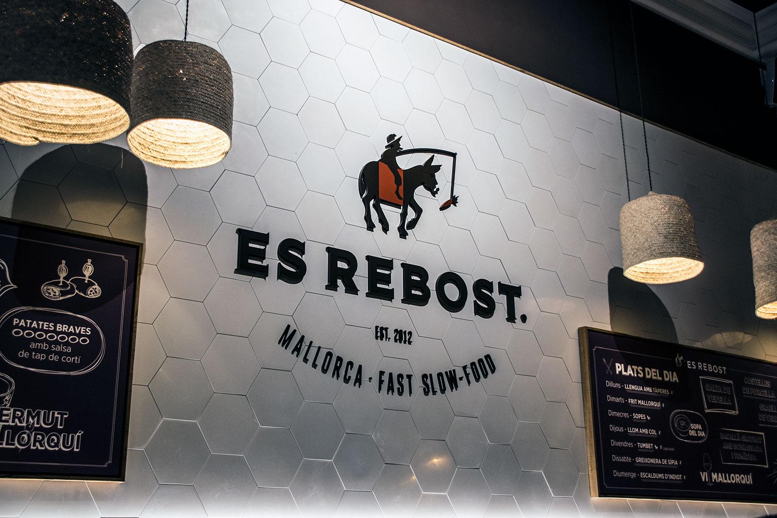 Es Rebost restaurante - Restaurantes Mallorca