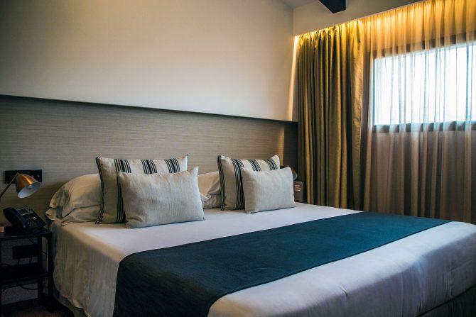Habitación del hotel Nakar - qué ver en Mallorca