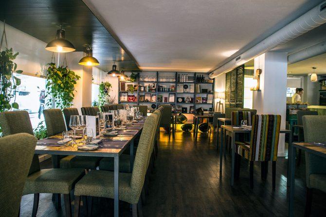 Restaurante Adrian Quetglas - Restaurantes Mallorca