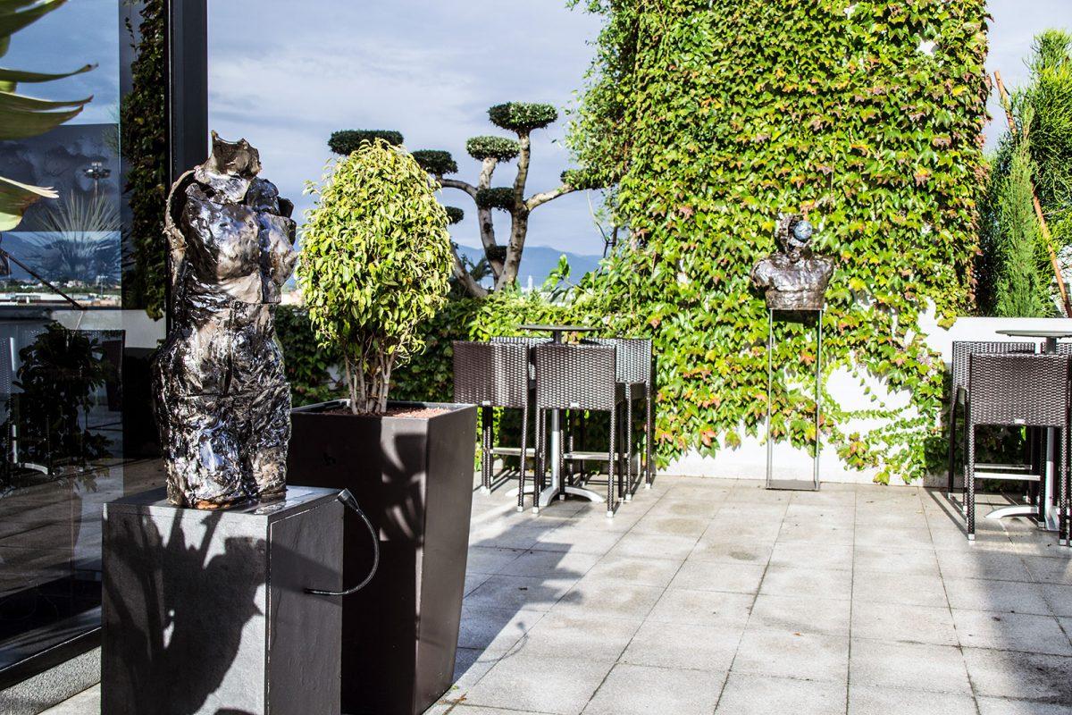 Entrantes restaurante Schwaiger - Restaurantes Mallorca