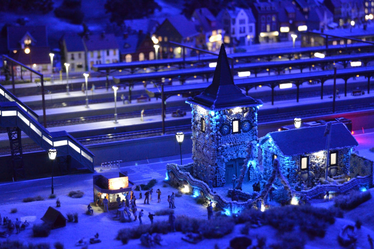 Miniatur Wunderland Hamburgo